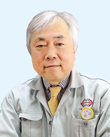 広島メタル&マシナリー・川口敬一社長