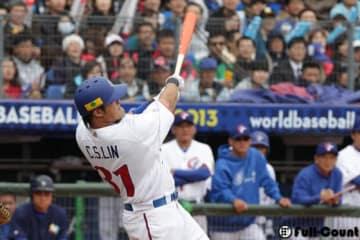 2013年大会も出場した台湾のリン・ジシェン【写真:Getty Images】