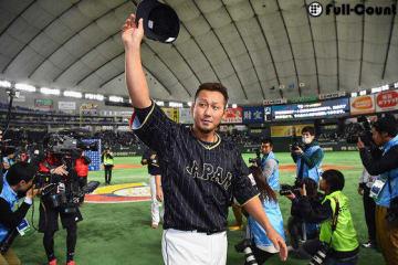 侍ジャパン・中田翔【写真:Getty Images】
