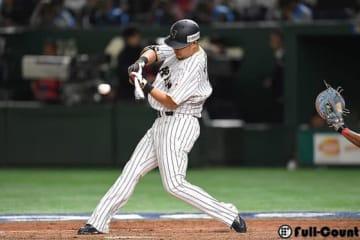 オーストラリア戦で本塁打を放った筒香嘉智【写真:Getty Images】