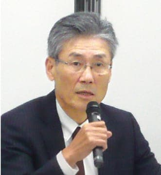 日本橋梁建設協会・石井会長