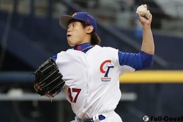 台湾代表のチェン・グァンユウ【写真:Getty Images】