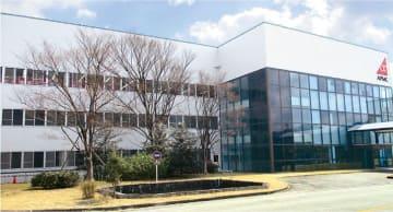松原クラスターの工場