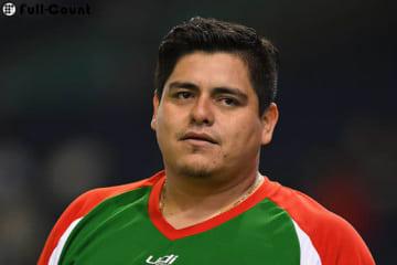 メキシコ代表のジャフェット・アマダ―【写真:Getty Images】