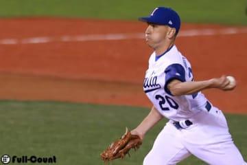 イタリア3番手の両投げ投手ベンディット【写真:Getty Images】