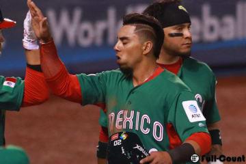 メキシコ代表のエリサルデ【写真:Getty Images】