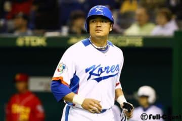 2009年WBCに韓国代表として出場した秋信守(レンジャーズ)【写真:Getty Images】