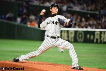 侍ジャパン・武田翔太【写真:Getty Images】