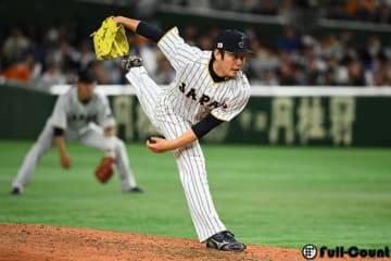 侍ジャパン・松井裕樹【写真:Getty Images】