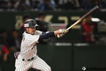 侍ジャパン・菊池涼介【写真:Getty Images】