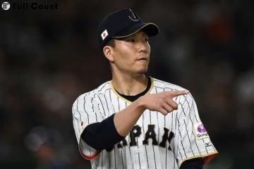 侍ジャパン・千賀滉大【写真:Getty Images】