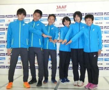 世界選手権、川内「メダル狙う」