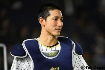 侍ジャパン・小林誠司【写真:Getty Images】