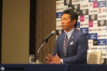 侍ジャパン・小久保裕紀監督【写真:編集部】