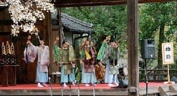 「古今の芸能」能楽殿で共演 水前寺まつり