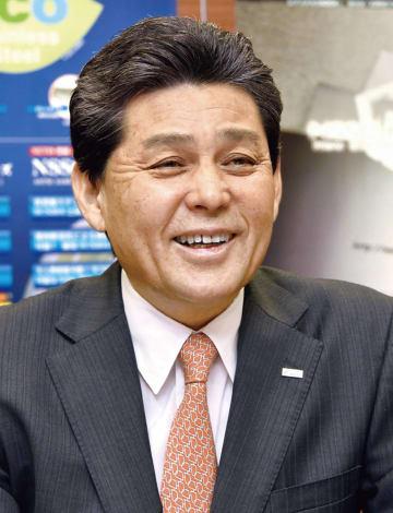 新日鉄住金ステンレス・伊藤社長