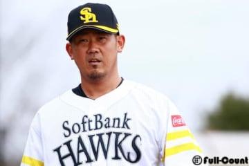 ソフトバンク・松坂大輔【写真:荒川祐史】