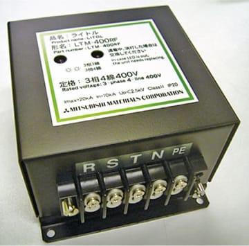 雷などによる異常電圧(サージ)から守るサージ防護デバイス「ライドル」シリーズ