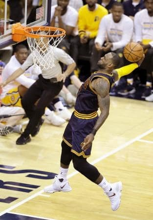 NBA、王者キャブズが3連勝