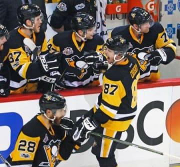 NHL、王者ペンギンズなど突破
