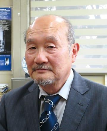 吉永博全日本特殊鋼流通協会九州支部長