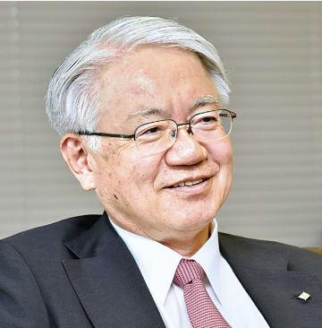 神戸製鋼所・川崎会長兼社長