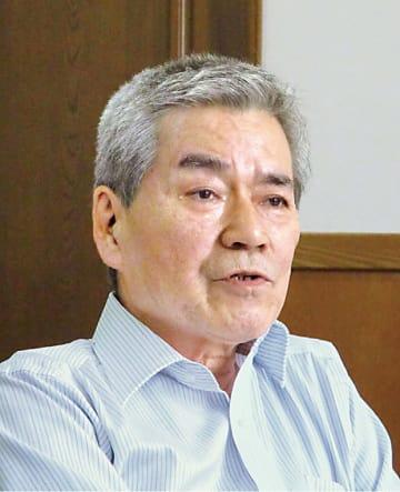 理研軽金属工業・前田社長