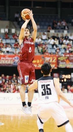 男子バスケ、川崎がA東京に先勝
