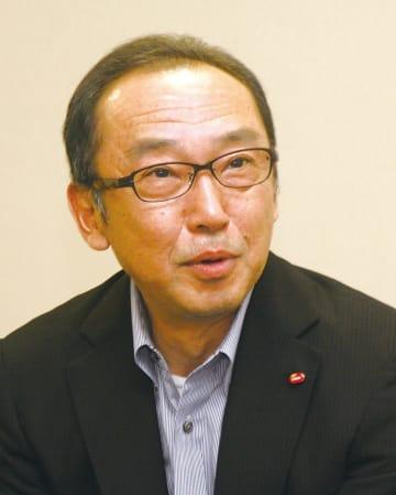 大阪チタニウムテクノロジーズ・杉﨑社長