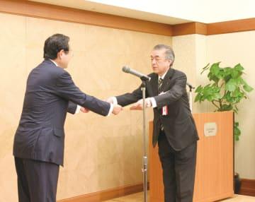「日本銅センター賞」の表彰式