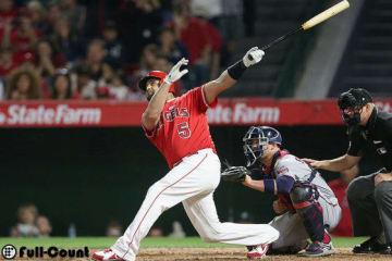 600号本塁打を放ったエンゼルスのアルバート・プホルス【写真:Getty Images】