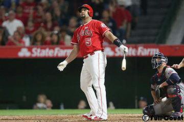 史上9人目通算600本塁打の大記録を達成したプホルス【写真:Getty Images】