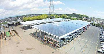 三重県四日市市で太陽光発電所が竣工
