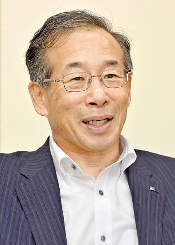 神戸製鋼所・尾上副社長(鉄鋼事業部門長)