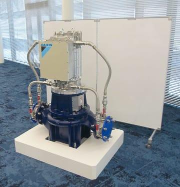 マイクロ水力発電機