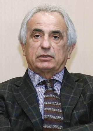 バヒド・ハリルホジッチ監督