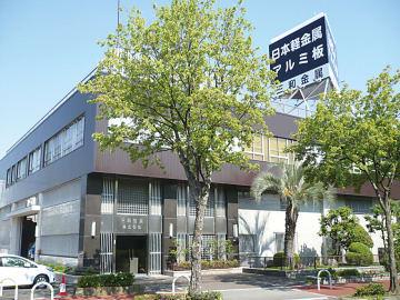 大阪市の本社社屋
