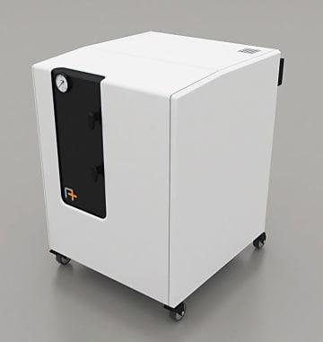 製品化した水素発生装置「エ小僧(エコゾウ)」
