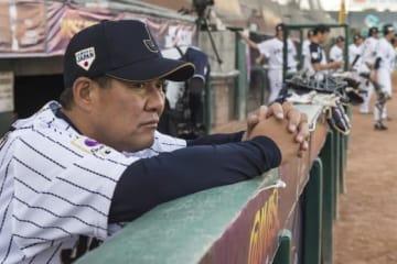 侍ジャパンU-23代表でも監督を務めた斎藤コーチ【写真:Getty Images】