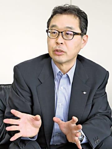 神戸製鋼所・平田執行役員