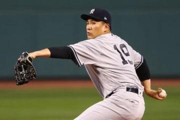 ヤンキース・田中将大のユニホームにも文字が入ることに【写真:Getty Images】