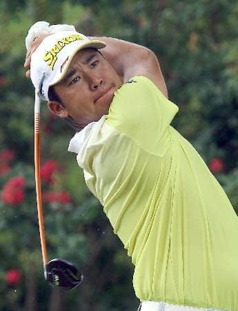 全米プロゴルフ、松山1打差2位