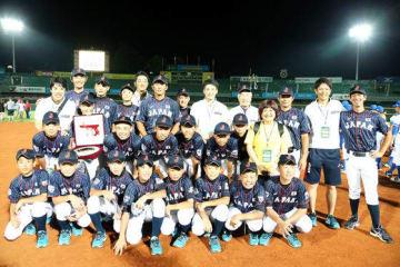 侍ジャパンU-12代表の選手たち【写真:Getty Images】