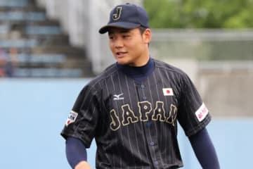 2015年の侍ジャパンU-18代表に選出された清宮幸太郎【写真:富樫重太】