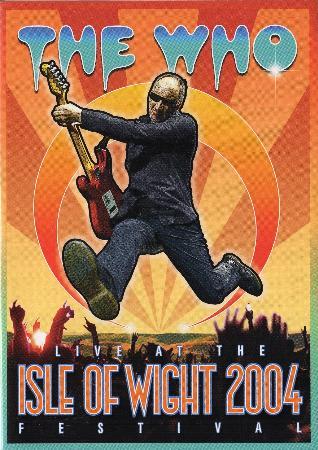 ザ・フー『ライヴ・アット・ワイト島・フェスティヴァル2004+1970』