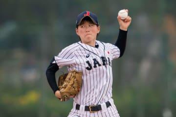 野球女子日本代表・水流麻夏【写真:Getty Images】
