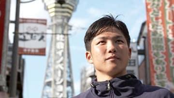 成田緑夢選手(スノーボードクロス)