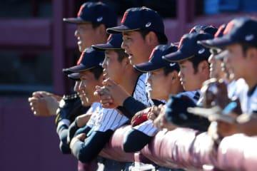 侍ジャパンU-18代表の選手たち【写真:Getty Images】