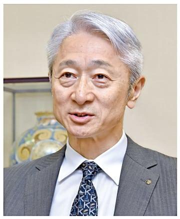 東京ステンレス協会・岸本理事長