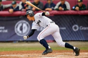 侍ジャパンU-18代表・中村奨成【写真:Getty Images】